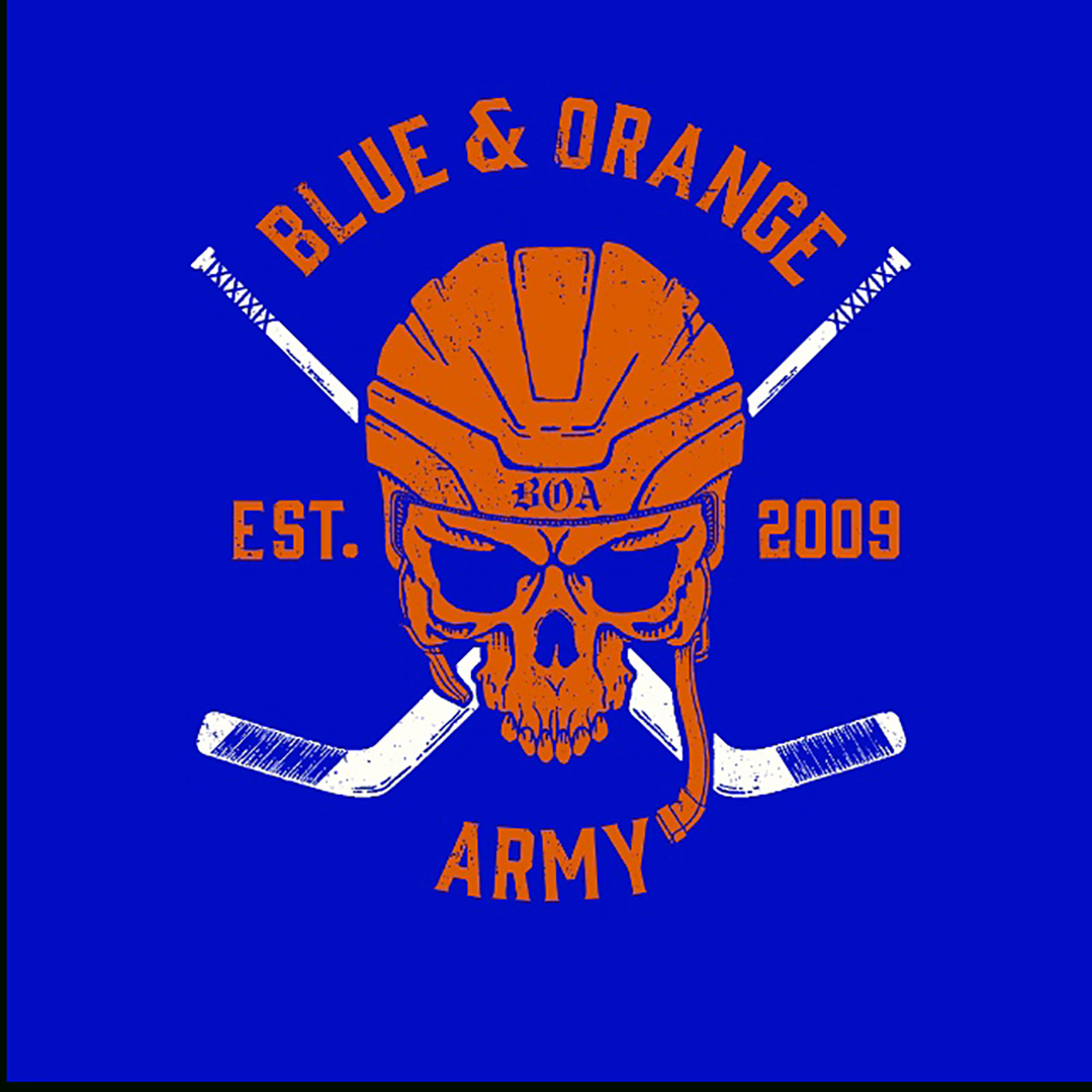 Section 329: Blue And Orange Army