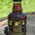 Bourbon Barrel Aged Maple Syrup 250 mL