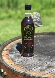 Bourbon Barrel Aged Maple Syrup 375 mL