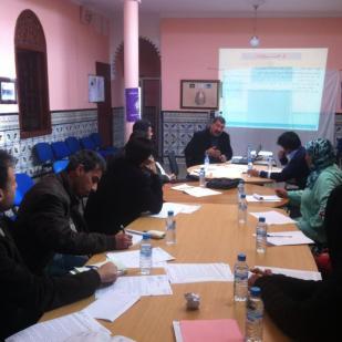 الدورات التكوينية للمسؤولين النقابيين (12)