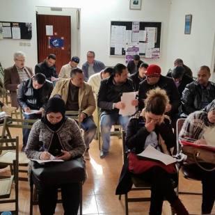 الدورات التكوينية للمسؤولين النقابيين (14)