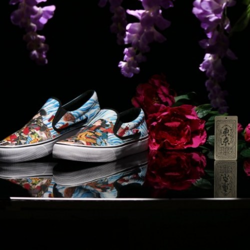 atmos x THREE TIDES TATTOO x DC COLLABORATION COLLECTION