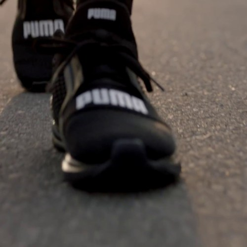PUMA IGNITE Limitless   The Weeknd Runs the Streets
