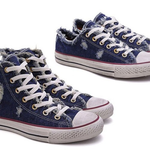 Converse Chuck Taylor All Star 'Denim Distressed' Pack