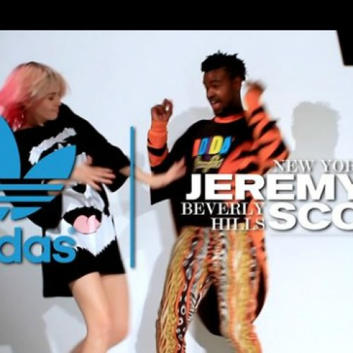 VIDEO: Jeremy Scott x adidas Originals 2011 Fall/Winter Photoshoot