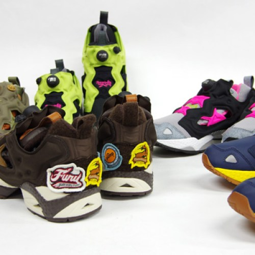 "Reebok INSTA PUMP FURY ""LIMITED EDITION"""