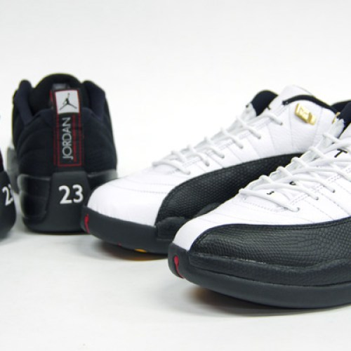 NIKE AIR JORDAN 12 RETRO LOW