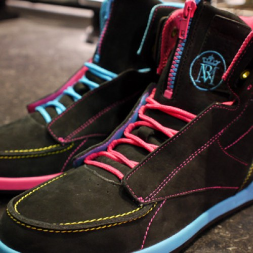 "Reebok CARSTON MID ""Affili ART COLLECTION"" ""RYAN McGINNES"""