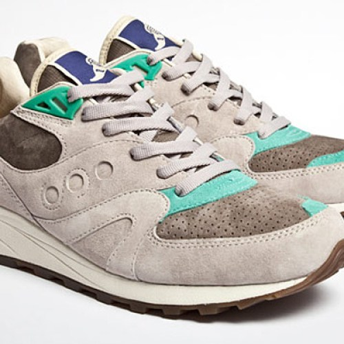 BODEGA x SAUCONY MASTER CONTROL PACK