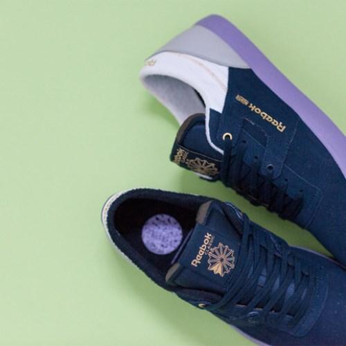 """リーボックは、FLAPHとmita sneakersによるコラボレーションモデルWORKOUT LOW CLEAN FVS FXM """"FLAPH x mita sneakers""""を発売"""