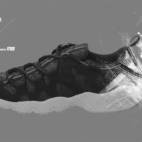 """アシックスタイガーから、mita sneakersとのコラボレーションモデルGEL-MAI """"黒豹""""が登場"""