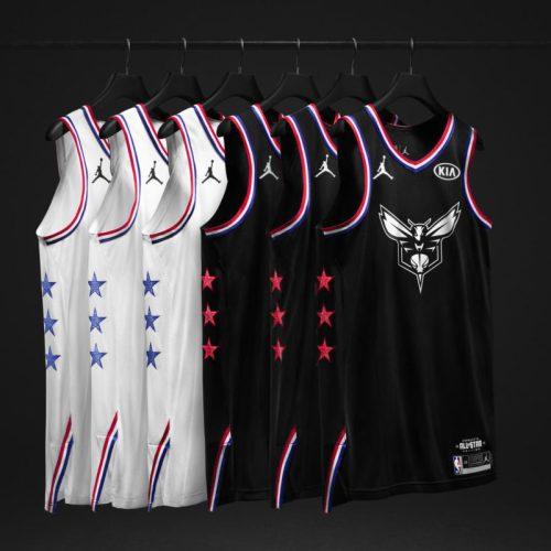 ジョーダン ブランドが2019年 NBAオールスターユニフォームを発表