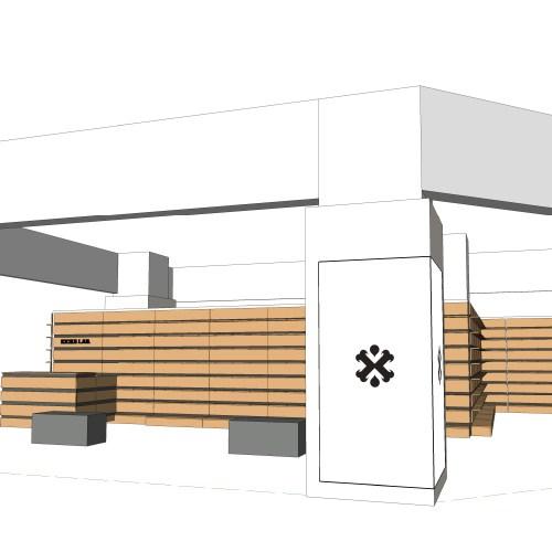 KICKS LAB. の新店舗がラフォーレ原宿内にオープン