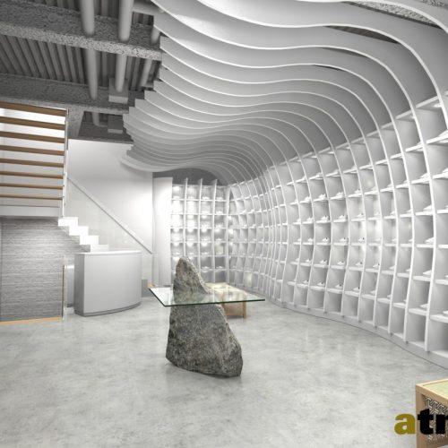 アトモスは、atmos業態のトップの位置付けとして atmos sendagaya を2019年4月27日(土)にオープン