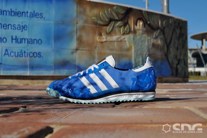 Photo02 - adidas Originals SL72 Bluebird