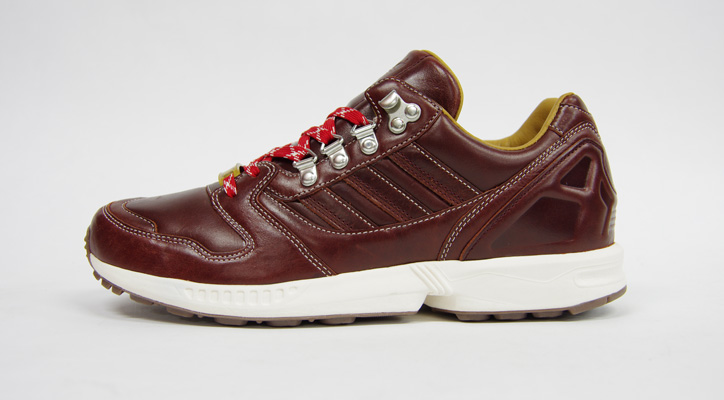 Photo02 - adidas ZX8000 BROWN/BLACK