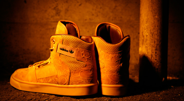 Photo01 - CHAPTER x adidas Originals HARDLAND