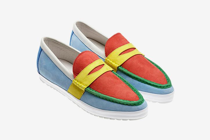 Photo02 - adidas Originals by Originals Jeremy Scott 2012 Spring/Summer Footwear