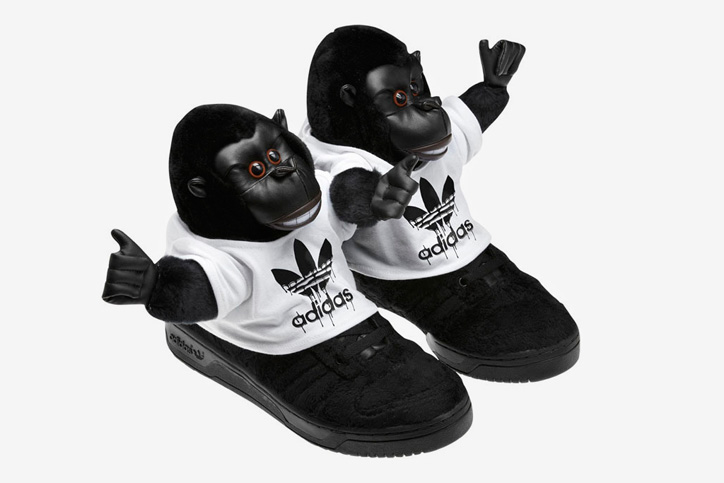 Photo05 - adidas Originals by Originals Jeremy Scott 2012 Spring/Summer Footwear