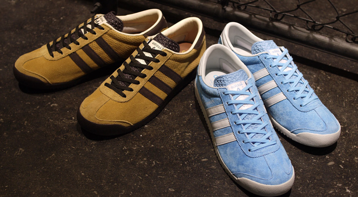 "Photo01 - adidas KOPENHAGEN ""adi's ARCHIVE"" ""日本3店舗限定 mita sneakers / UNDEFEATED / styles"""