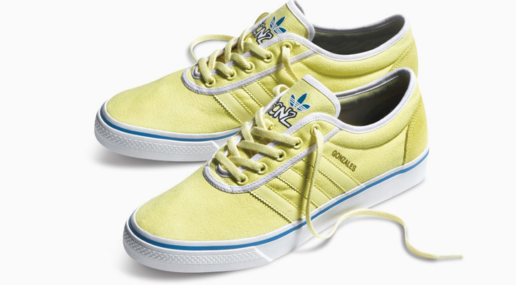 Photo01 - adidas Skateboarding Spring 2012 Adi Ease 'GONZ'