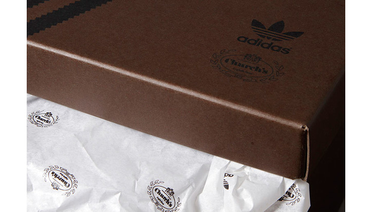Photo04 - Church's x adidas Originals London