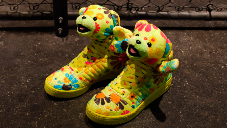 Photo02 - adidas Originals by JEREMY SCOTT JS BEAR