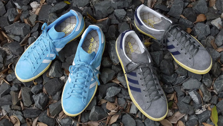 Photo01 - adidas Originals for mita sneakers CP 80s MITAがWEB販売開始。