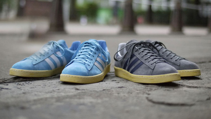 Photo01 - adidas Originals for mita sneakers CP 80s MITA