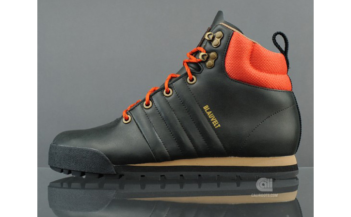 Photo02 - ADIDAS SNOWBOARDING JAKE BLAUVELT BOOT URBEAR/BLACK/CRAORA