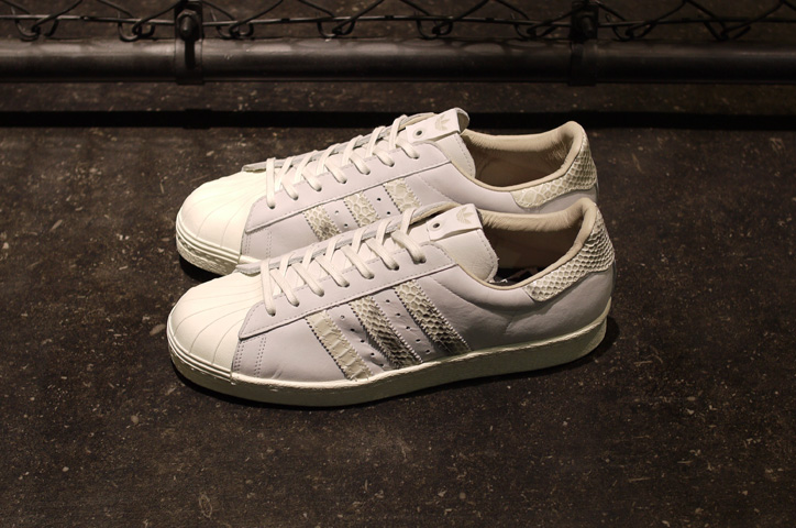 "Photo04 - adidas SUPER STAR 80S ""B.I.T.D."" ""LIMITED EDITION for CONSORTIUM"""