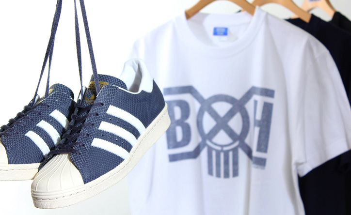 Photo02 - adidas Originals for atmos SS 80's G-SNK 6 先行予約開始