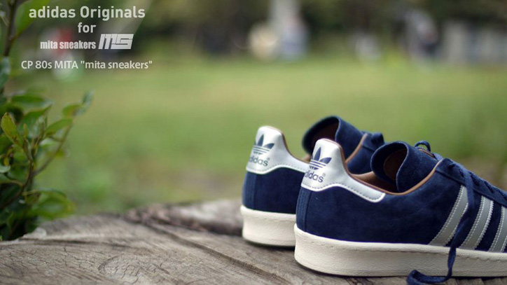 "Photo05 - adidas Originals for mita sneakers CP 80s MITA ""mita sneakers"" のPVを公開"