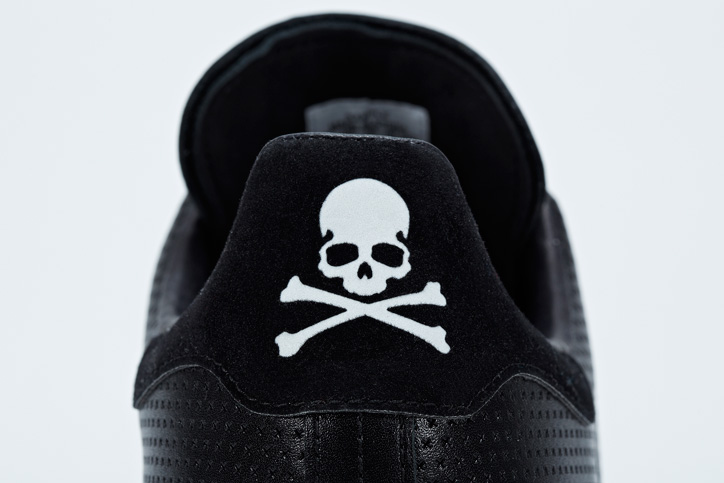 "Photo05 - Consortium STAN SMITH Collaboration Pack 第二弾としてadidas Consortium x mastermind ""Stan Smith mastermind""が発売"