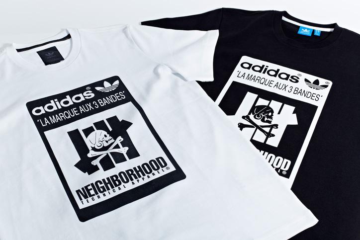 Photo17 - adidas Consortium x UNDEFEATED x NEIGHBORHOOD 2014 SS コレクションが発売