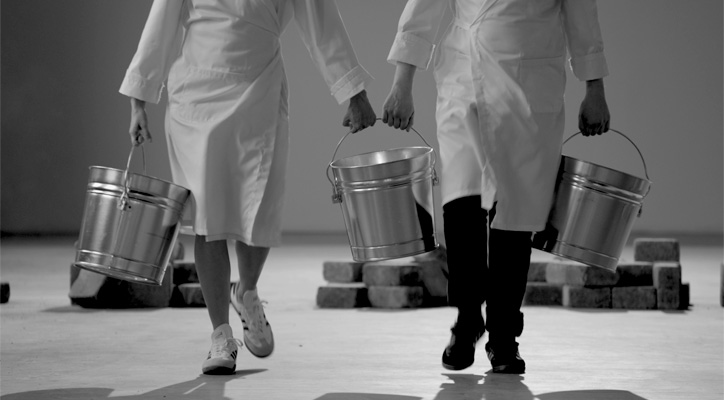 Photo01 - Marina Abramović x adidas によるコラボレーションショートムービーを公開