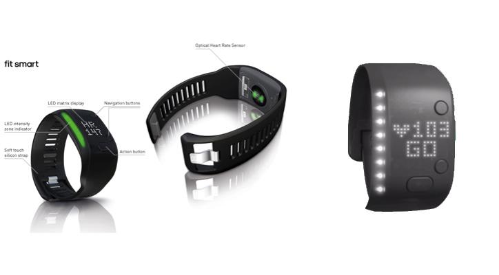"""Photo02 - adidasから心拍トレーニングに特化したリストバンド型ハートレートモニター""""miCoach FIT SMART""""が発売"""