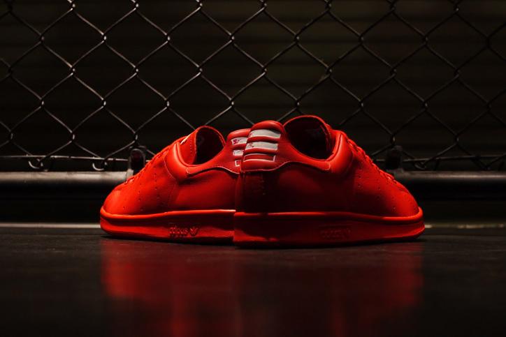 "Photo07 - adidas ConsortiumよりPharrell Williams氏が提案するadidas PW STAN SMITH ""SOLID PACK""がゲリラリリース"