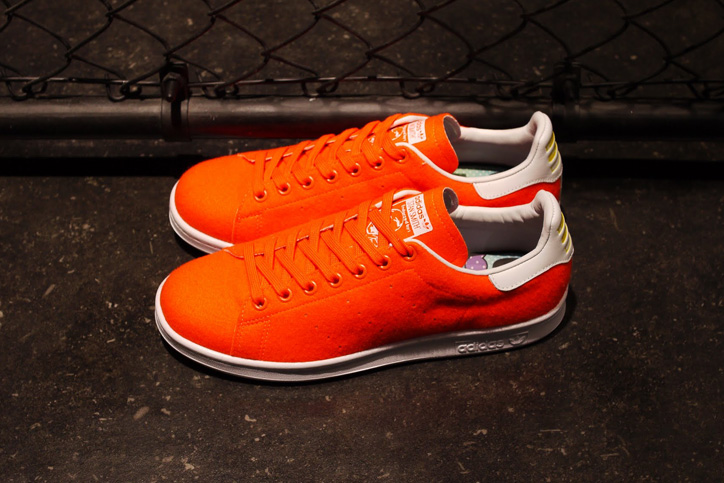 "Photo04 - アディダスよりPharrell Williams氏が提案するadidas PW STAN SMITH TN ""TENNIS PACK II""がリリース"