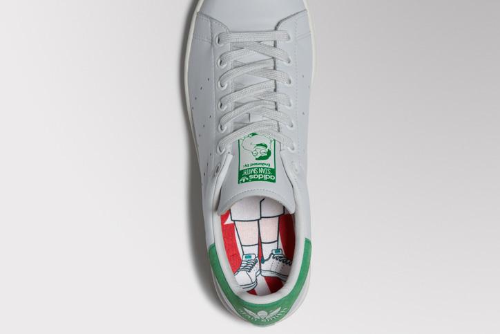 Photo03 - アディダス オリジナルスからAmerican Dadとのコラボレーションモデル adidas Originals x American Dad STAN SMITHが発売