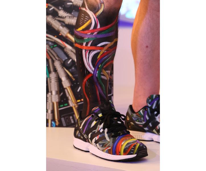 Photo07 - アディダスは、スマートフォンで撮影した写真がスニーカーのアッパーデザインになる adidas mi ZX Flux Photo Print がスタート