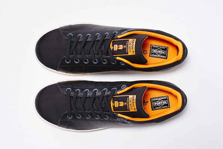 Photo11 - 日本を代表する鞄メーカー 吉田カバンの創業80周年を記念した adidas Originals x PORTER Stan Smith から新色のネイビーが登場