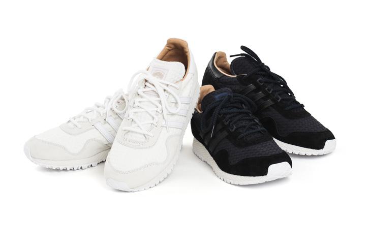 Photo01 - adidas Consortiumより、ドイツのA KIND OF GUISEとのコラボモデルNEW YORKが発売