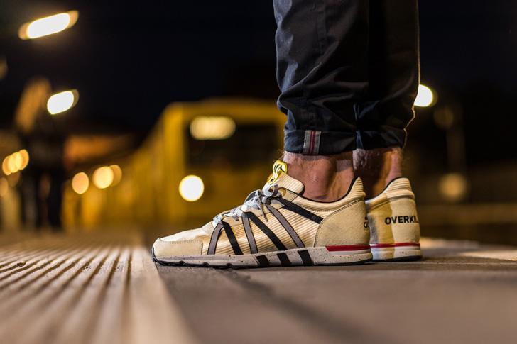 Photo08 - adidas Consortiumより、ベルリンのスニーカーショップOVERKILLとのコラボレートアイテムEQUIPMENT RACING 93が発売