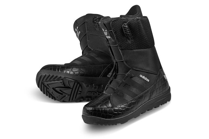 Photo11 - アディダスは、Superstar生誕45周年をセレブレイトしてスノボーディング用にリデザインされたSuperstar Bootを発表