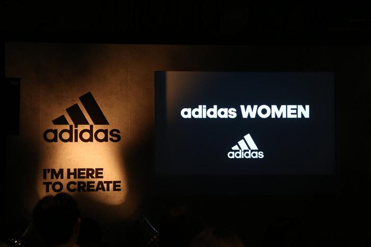 Photo02 - アディダス史上初となるPureBOOST Xを発表し、同時に女性向けマルチスポーツコミュニティadidas MeCAMPを発足