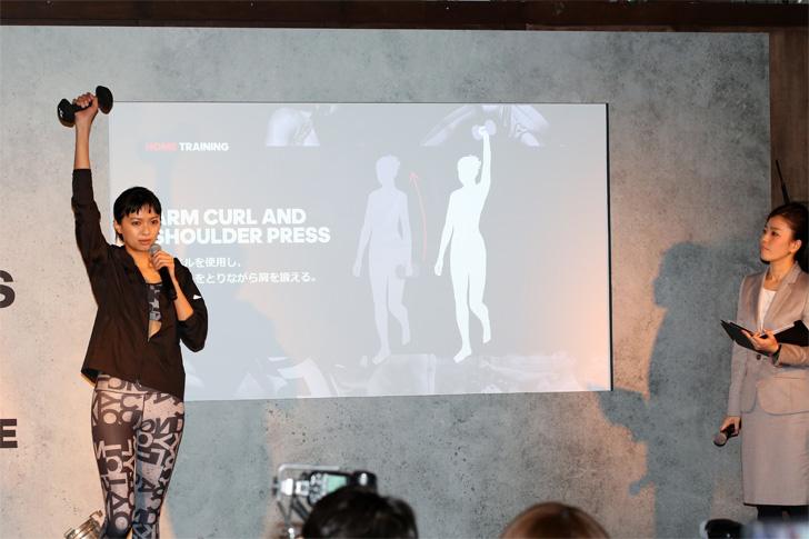 Photo05 - アディダス史上初となるPureBOOST Xを発表し、同時に女性向けマルチスポーツコミュニティadidas MeCAMPを発足