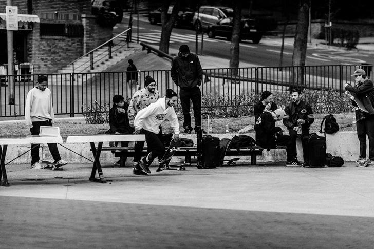 Photo03 - adidas Skateboardingから初となるフルレングスフィルムAway Daysのオフィシャルトレーラーが公開