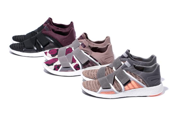 Photo03 - adidas by Stella McCartneyより、女性のために開発した女性専用モデルPureBOOST Xなどのフットウェアコレクションが登場