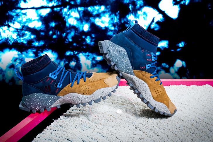 "Photo01 - アディダス コンソーシアムツアーより、mita sneakersとのコラボモデルSEEULATER MITA ""mita sneakers""が発売"